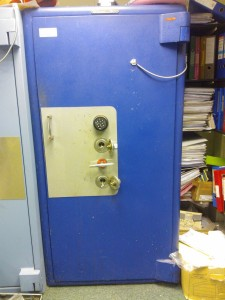 Chatwood Milner Safe opened by B&D Safe Opening, London