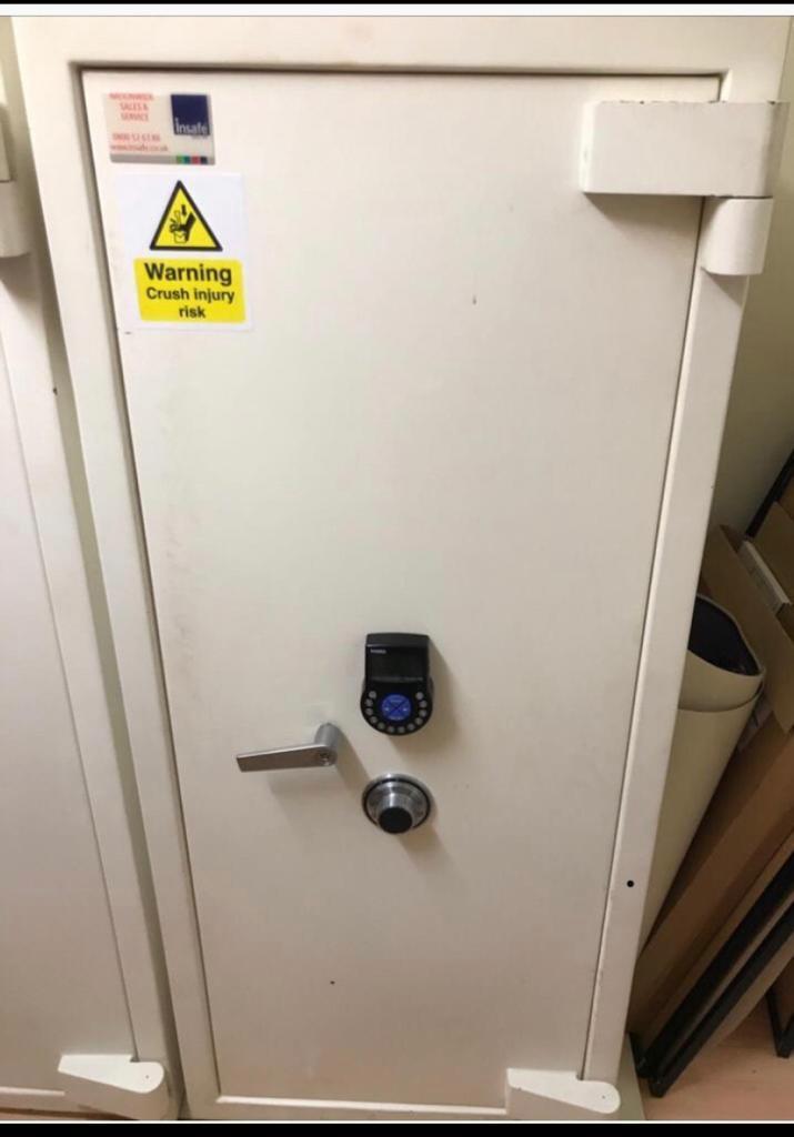Godrej grade 5 safe in London