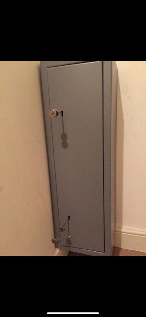 Gun safe in Sussex