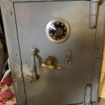 Chubb manifoil Mark IV combination lock, lost code in Surrey